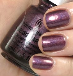 China Glaze When Stars Collide.