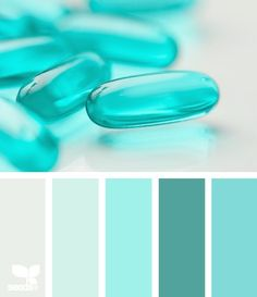 Shades Of Green Paint Colors 2 Pinterest Living