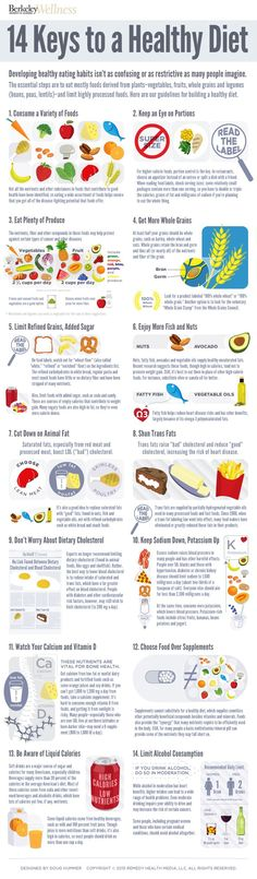 Eating a #diet of #healthy foods doesn't need to be confusing or difficult. Use the 14 helpful tips in this #infographic to keep you informed and on track with good #nutrition. @kimzajan @auntjlr @futurederm @ryliemartin