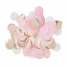 Package Includes: Round Confetti in peach, pink, blush, white and rose gold. Packaging size 100 x 90 x Pop our stunning Confetti into one of our clear giant balloons to create a bit of at your next party. Celebrate Magazine, Poppies For Grace, Giant Balloons, 6th Birthday Parties, Pink Parties, Princess Party, Pink And Gold, Rose Gold, Confetti