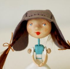 Melani ooak art doll