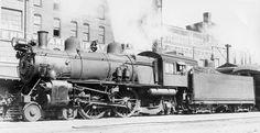 Here's Pennsylvania Railroad E5s locomotive No. 1766 at Wilkes-Barre, Pennsylvania on September 11, 1924.