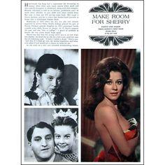 Sherry Jackson, February 15, Classic Actresses, Pulp Art, Classic Tv, Playboy, Pin Up, Age, Magazine