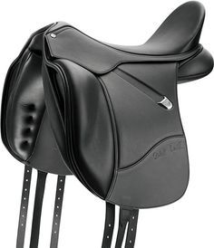 Bates Isabell - The deep seat in the Isabell Saddle is unique, positioning the rider in a central and balanced position that ensures correct rider alignment is effortless.