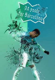 """""""Neymar has now scored 94 goals for Barcelona in all competitions, equalling Ronaldinho's Barça tally. """""""