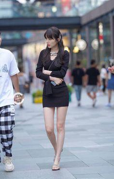 微博 Street Photo, Chinese Style, Asian Girl, Beauty, Girls, Photos, Fashion, Japanese Girl, Asia Girl