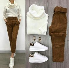 New Cost-Free simple Business Outfit Ideas, Casual Work Outfits, Classy Outfits, Trendy Outfits, Cool Outfits, Dress Outfits, Girls Fashion Clothes, Winter Fashion Outfits, Clothes For Women, Fashion Fashion