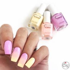Trendy & Stylish Fingernails for Summer To Copy