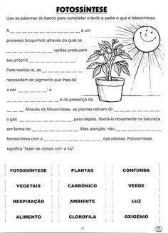 Resultado de imagem para atividades sobre a reproduçao das plantas