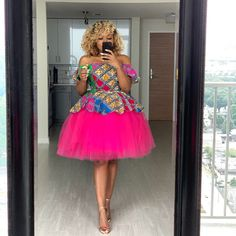"""Peplum Ankara and Tulle - Clothing – Tagged """"tulleskirtset"""" – Page 4 – Oyemwen African Dresses For Kids, Latest African Fashion Dresses, African Inspired Fashion, African Dresses For Women, African Print Dresses, African Print Fashion, African Attire, African Outfits, African Women"""