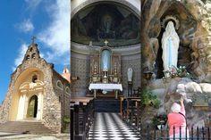 Municipalidad de Alta Gracia - Santuario Nuestra Señora de Lourdes