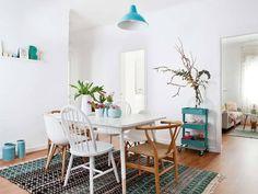 Convierte un piso de alquiler en tú hogar.   Decorar tu casa es facilisimo.com