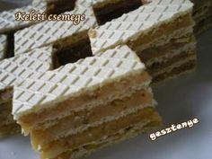 Condensed Milk Cake, Hungarian Recipes, Cake Cookies, Waffles, Food And Drink, Bread, Breakfast, Mudpie, Morning Coffee