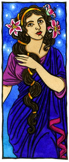 Ourania, Muse of Astronomy
