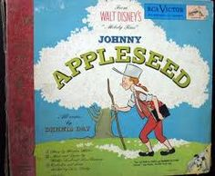 Johnny Appleseed Record - This was a favorite of mine!