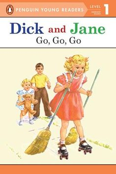 Millions of Americans remember Dick and Jane (and Sally and Spot, too!). Now Dick and Jane and all their pals are back with revised editions of these classic readers for a whole new generation of readers to enjoy!