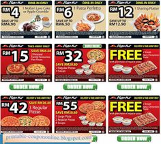 Pizza Hut Coupons Ends of Coupon Promo Codes MAY 2020 ! Enjoy your moments of life in Pizza Hut. Try Pizza Hut, one of the world's lar. Free Printable Coupons, Free Printables, Taco Bell Coupons, Pizza Hut Coupon, Michaels Coupon, Mcdonalds Coupons, Bakery Supplies, Family Meals, The Help