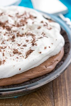 No-bake-peanut-butter-chocolate-cream-pie