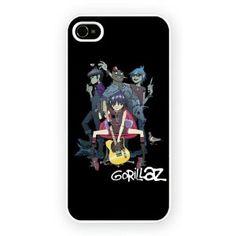 The Gorillaz iPhone 4/4s Case: Amazon.co.uk: Electronics