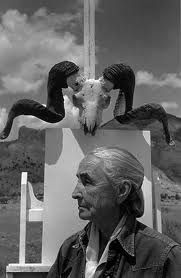 Arnold Newman, Georgia O'Keeffe, Ghost Ranch, New Mexico Georgia O'keeffe, Santa Fe, Wisconsin, Eugene Atget, Ghost Ranch New Mexico, Environmental Portraits, Alfred Stieglitz, Spiritus, New York Art