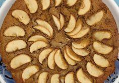 Sharlotka (torta de manzanas, integral) - Kiako, the cook Cocina Natural, What You Eat, Apple Pie, Acai Bowl, Delish, Healthy Recipes, Healthy Food, Healthy Living, Gluten Free