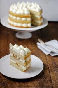 John Whaite's showstopping Banoffee cake - definitely making this for the return of the Great British Bake Off tonight!
