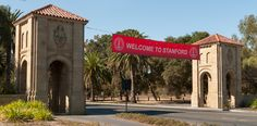 Stanford University #stanford #univerro College Road Trip, Weekend Activities, Stanford University, Alma Mater, Dorm Decorations, Education, World, The World, Onderwijs