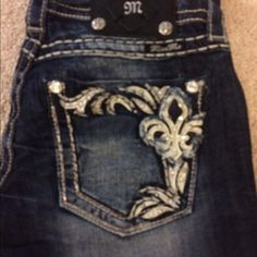 Brand new Miss Me jeans! Brand new Miss Me jeans. Signature boot - 34 inch inseam. Next day shipping. Smoke free home. No trades. Price is firm unless bundled. Miss Me Jeans Boot Cut