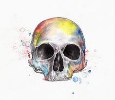 Sweet Skull - Esra Røise