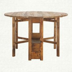 "Kensington 63"" Gateleg Table - $1199 Like the look of this better than the Ikea one, but the price...!"