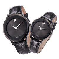 New BELBI Brand Quartz Watch lovers Watches Women Men Dress Watches Leather Waterproof Wristwatches Fashion Casual Watches