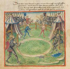 Diebold Schilling, Amtliche Berner Chronik, vol. 1; Bern, Burgerbibliothek, Mss.h.h.I.1 - 1478-1483 c., folio 24