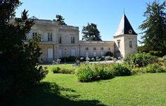 La ville de Gradignan se trouve au sud de l'agglomération bordelaise. © 2016 Agence Question d'Angle
