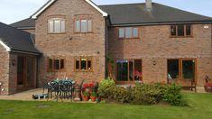 Casement Windows, Mansions, House Styles, Home Decor, Decoration Home, Manor Houses, Room Decor, Villas, Mansion