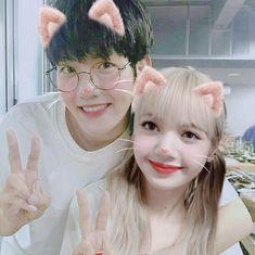 Baekhyun, Exo, Black Pink Dance Practice, Lisa Blackpink Wallpaper, Kpop Couples, Korean Couple, Blackpink And Bts, Lily, Photoshop