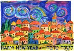 rosh hashanah 2015   Rosh Hashaná: Cabeza del año- Año Nuevo Judío