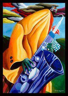 Ivey Hayes Art Work      NEW ORLEANS - I LOVE Ivey Hayes Art! SRF