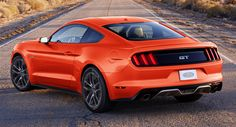 2015 ford mustang competition orange | COMPETITION ORANGE--available for how…