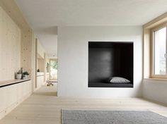 Haus fr Julia und Bjrn, Egg, 2013 - Architekten Innauer Matt
