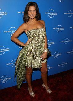 La actriz mexicana Lorena Rojas en el Rockefeller Center de Nueva York el 12 de mayo de 2008 | Mira la foto - Yahoo Noticias España