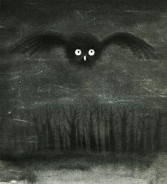 'In the forest'  - by Elena Lishanskaya ~