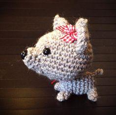 crochet chihuahua amigurumi