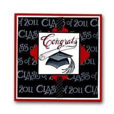 Northwoods Congrats Graduation card