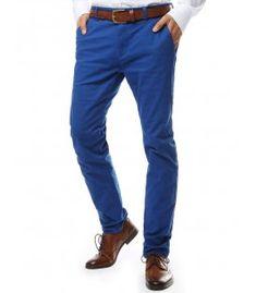 Pánska chinos nohavice modré Pants, Fashion, Chinese, Moda, Trousers, Women Pants, Women's Pants, Fasion