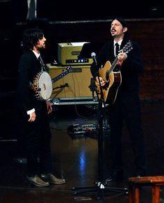 Scott and Seth Avett ⭐
