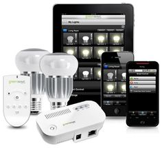 """The """"Internet of things"""" trend is making all kinds of things IP addressable: appliances, lights and much more. This will enable you to not only control appliances through a computer or smart phone (person to appliance) and to automate them (computer to appliance), but also to enable appliances to connect to one another (appliance to appliance). - houzz"""