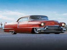 Southern Stress and Comfort photo #classiccars1956cadillac