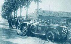 LE MANS 1925 - Ravel 12cv Sport  #19 -  André Guilbert - Barra Delhauvenne   Auto iscritta, ma non partecipante