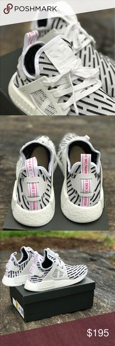 Adidas NMD XR1 ZEBRA Legit NMD xr1 zebra released 05/20/2017.                                              STYLE CODE : BB2911.                                                                            New with box and u can ask for anything to make you know u buying the right thing. receipts, more pictures etc. Heads up i took all the photos myself. Item would be shipped double box Adidas Shoes Sneakers