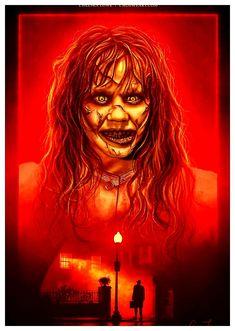 Horror Icons, Horror Movie Posters, Film Posters, Wallpaper Animes, Horror Pictures, Horror Artwork, Horror Movie Characters, Classic Horror Movies, Arte Horror